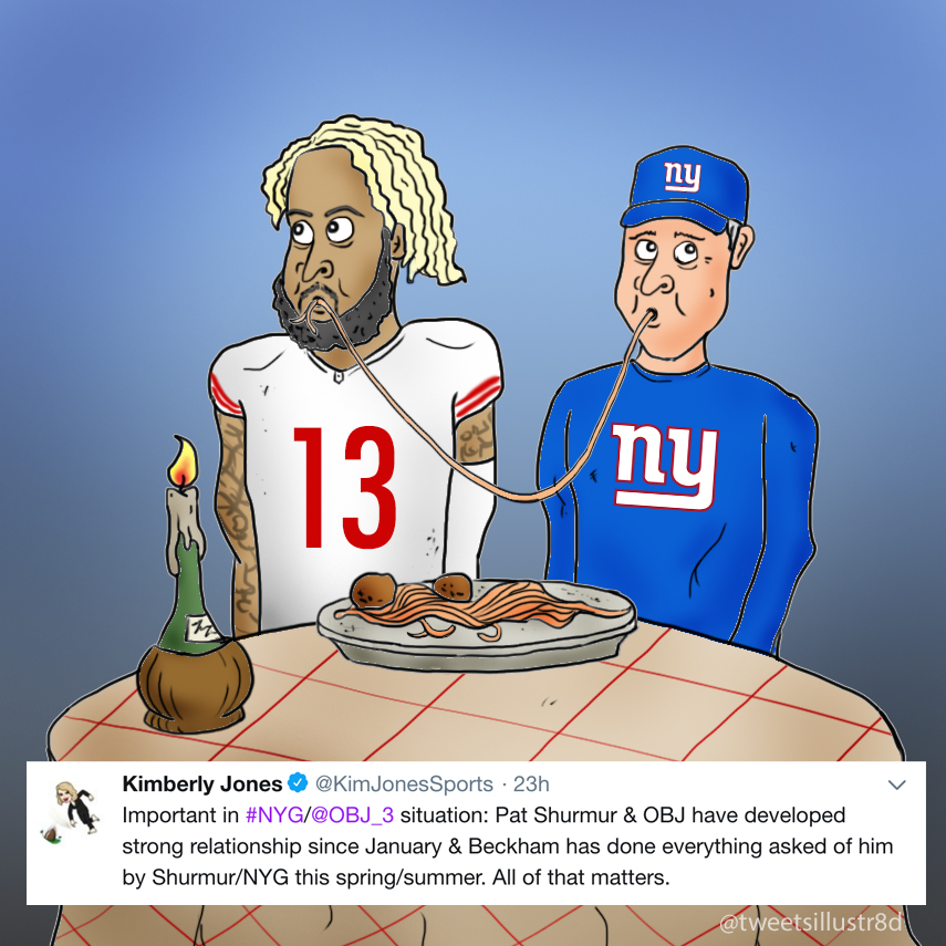 OBJ and the Coach